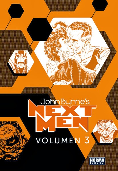 John Byrne's Next Men #3