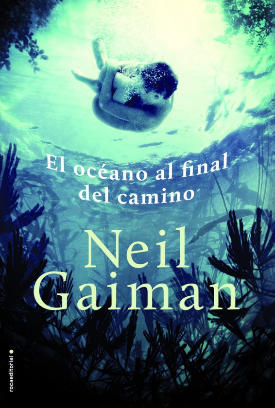 oceano final camino neil gaiman roca editorial