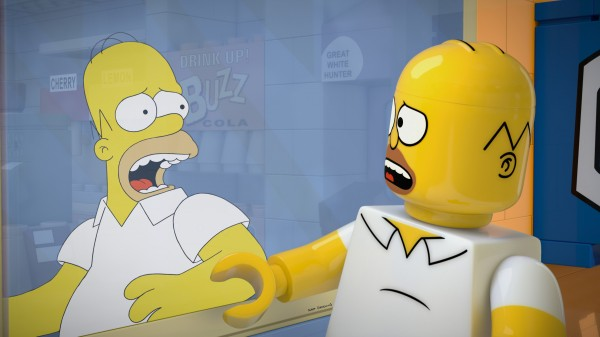 Simpson Lego Homer