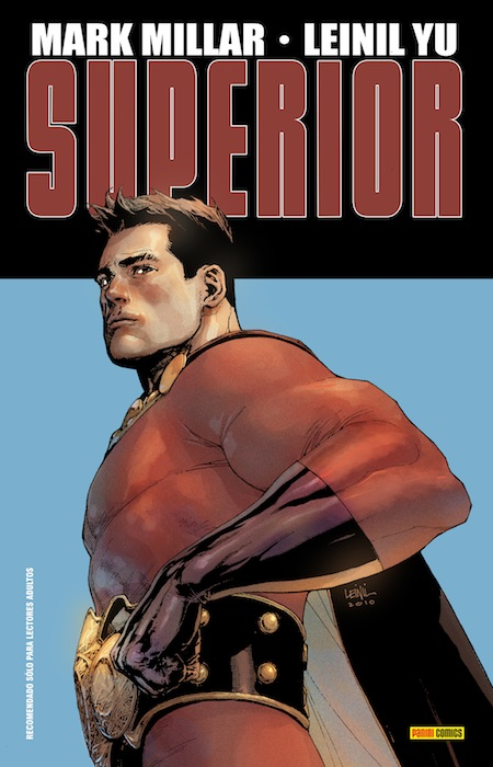 superior-mark-millar-francis-leinil-yu-reseña-analisis-critica-opinion-comic-panini