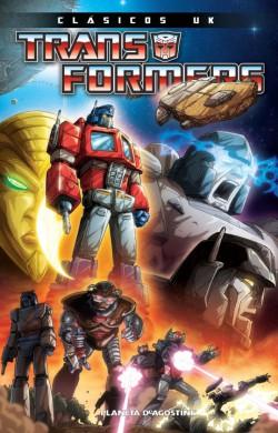 'Transformers: Marvel UK' #1