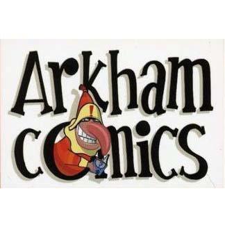 Logo Arkham Comics