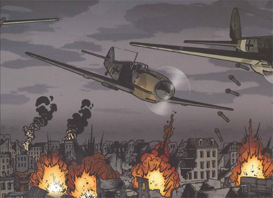 3 ww2 tomo4 vasili zaitsev analisis opinion reseña henrik hanna critica comic diabolo ediciones la otra guerra mundial