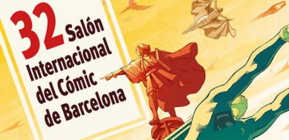 32 Salon del Comic de Barcelona