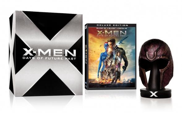 X-Men: Días del futuro pasado blu-ray deluxe