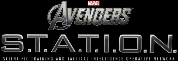 Avengers S.T.A.T.I.O.N - logo