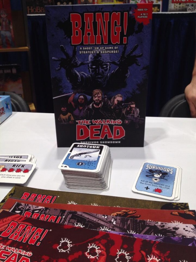 Bang walking dead usaopoly