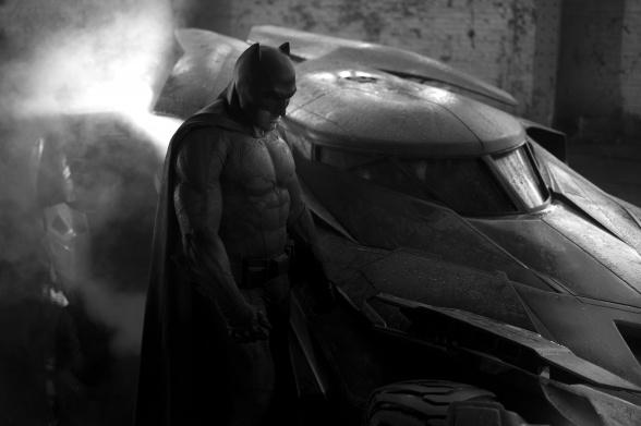 Batman batmovil Batman vs Superman