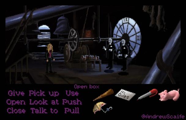 Buffy LucasArts 4