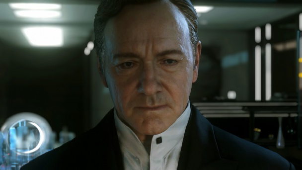 Call of Duty® Advanced Warfare_Kevin Spacey