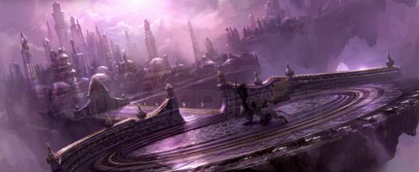 Dalaran World of Warcraft