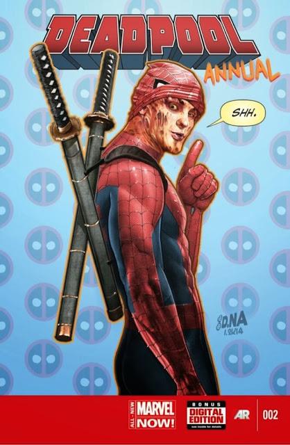 Deadpool Annual 2
