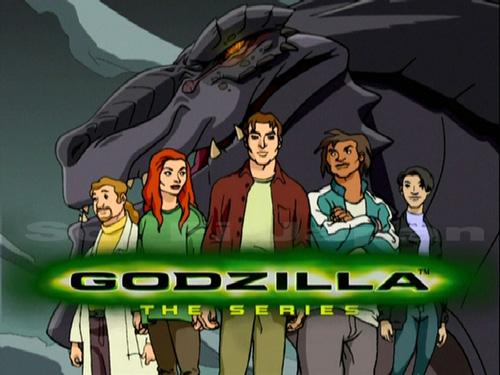 Dibujos Godzilla