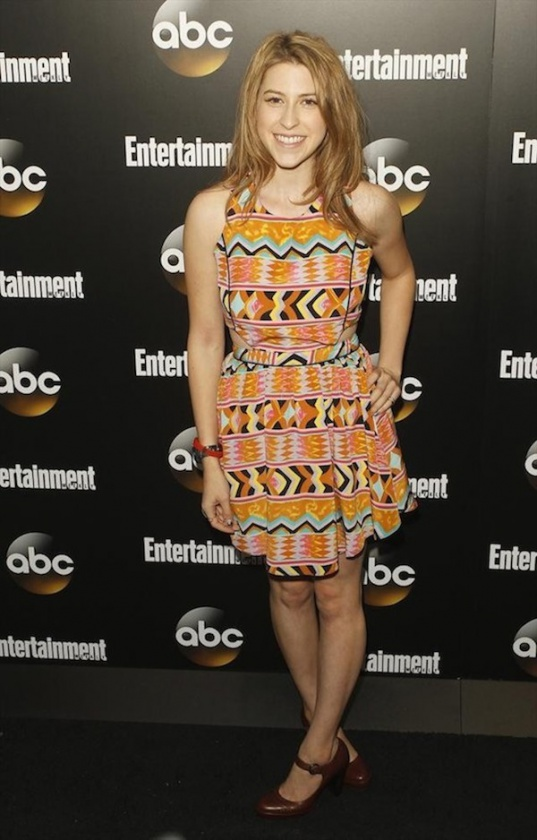 Eden Sher (ABC - Entertainment Weekly)