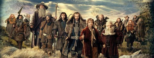 El Hobbit La Batalla de los Cinco Ejércitos grupo