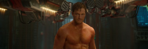Guardianes de la Galaxia - Chris Pratt