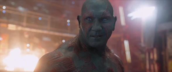 Guardianes de la Galaxia - Dave Bautista Drax