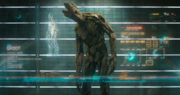 Guardianes de la Galaxia - Vin Diesel Groot