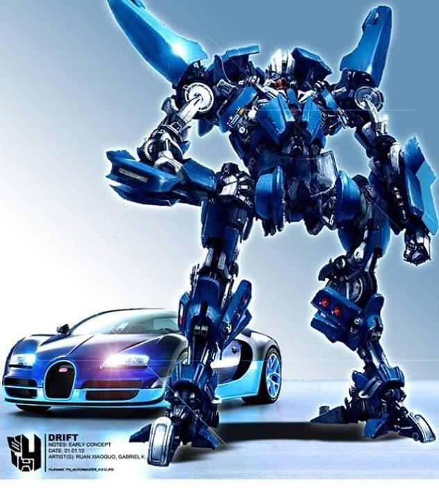 Imagen Drift Transformers 4