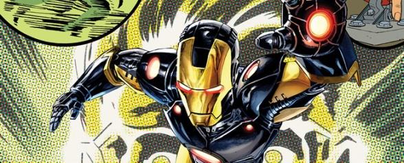 Iron Man destacada