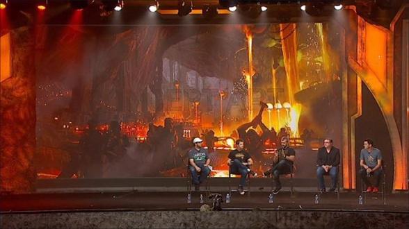 Ironforge World of Warcraft
