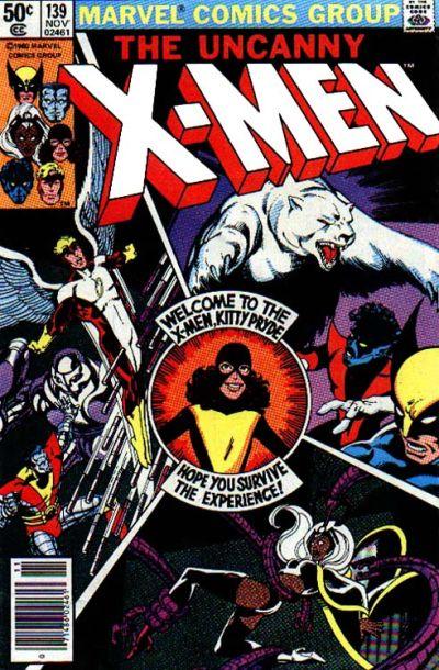 Kitty Pride se une a The Uncanny X-Men