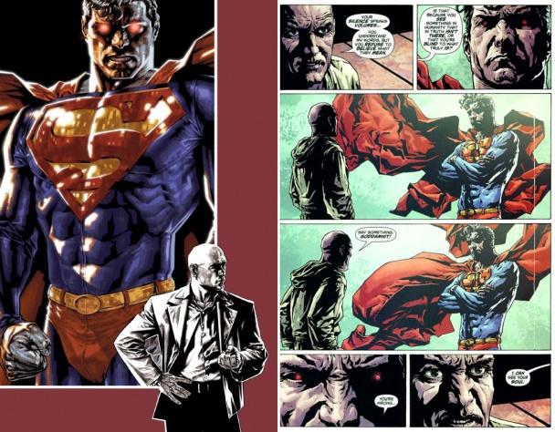 Lex Luthor, de Brian Azzarello y Lee Bermejo