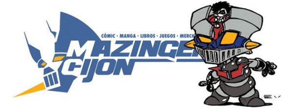 Logo Mazinger Gijón 2