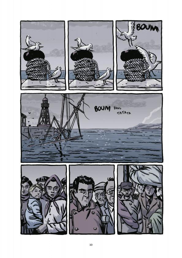 Los surcos del azar 3