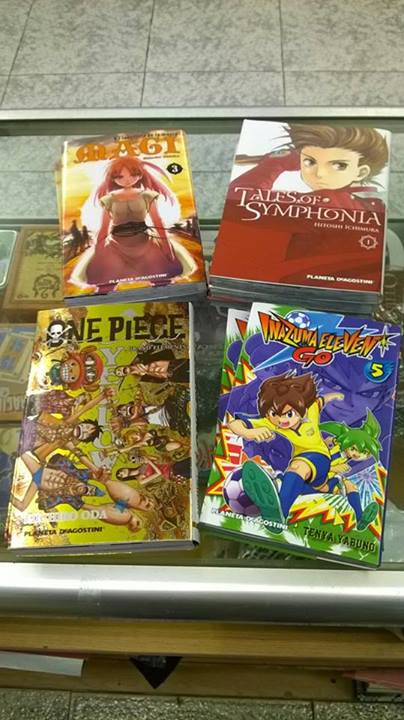Manga en Mazinger