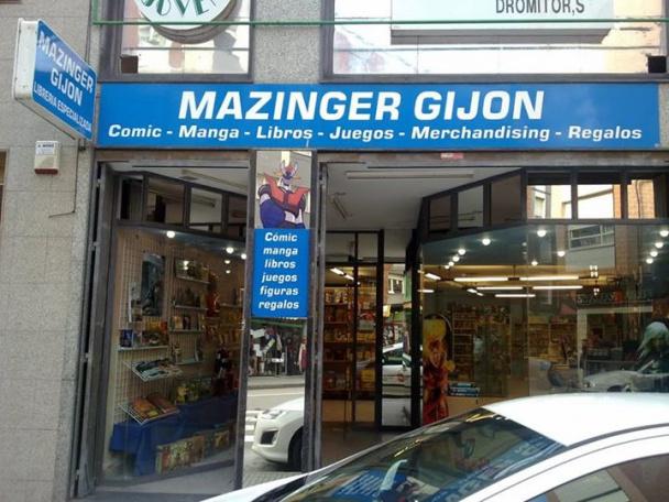 Mazinger Gijón 3