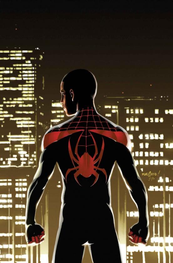 Miles Morales Ultimate Spider Man 1