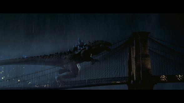 Muerte de Godzilla