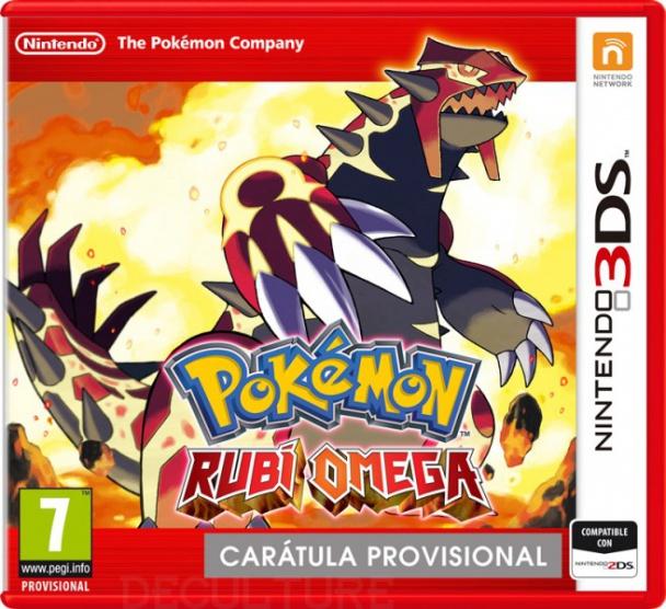 Pokemón Rubí Omega