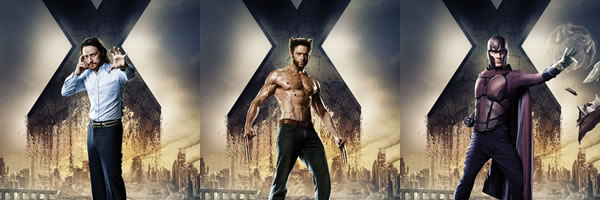 Posters X-Men Dias del futuro pasado