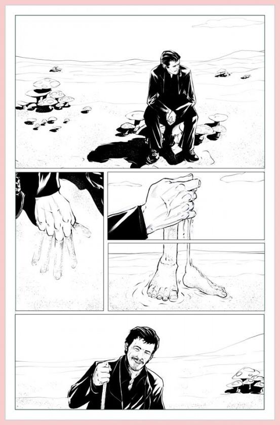 Primera página de Wonderlanda #22