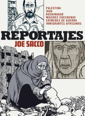 Reportajes, de Joe Sacco