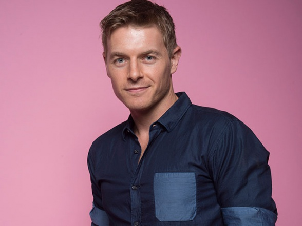 Rick Cosnett the flash