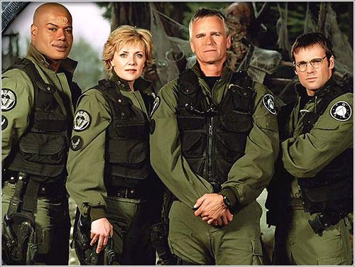 Stargate SG1 Equipo