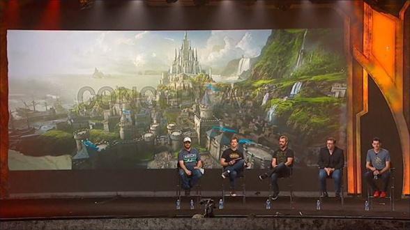 Stormwind World of Warcraft