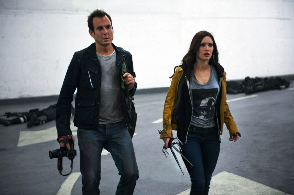 Tortugas Ninja Megan Fox Will Arnett