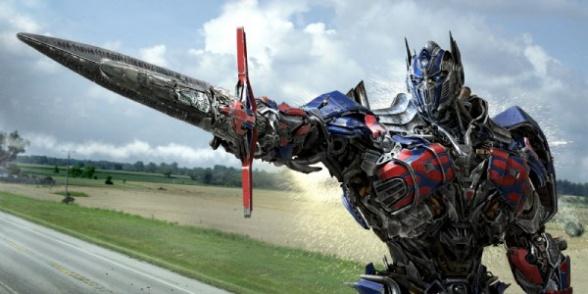 Transformers 4 Optimus