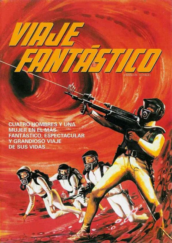 Viaje Fantastico póster