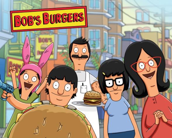 bob burgers logo