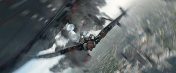 capitán américa 2 - falcon