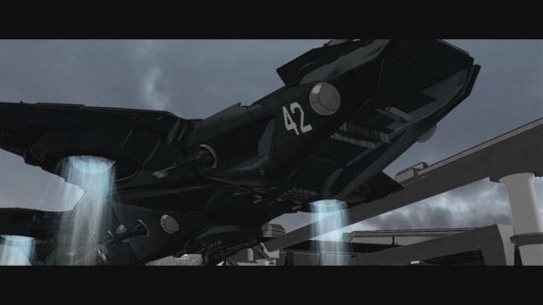 capitán américa 2 - helicarrier lanzamiento previa