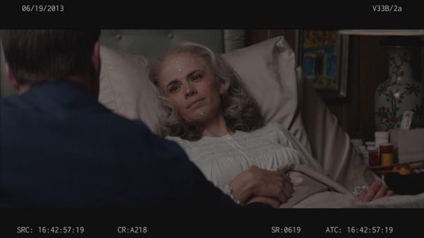 capitán américa 2 - peggy anciana previa