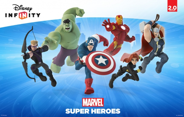 disney infinit 2.0 marvel super heroes