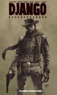 Django desencadenado (cómic)