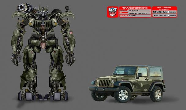 imagen Hound Transformers 4